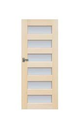 Durvju vērtne Radex Manhatan 84,4x202,5cm, kreisā