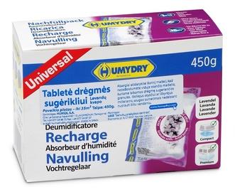 Drėgmės rinktuvo tabletė Humydry, 450 g, levandų kvapo