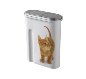 "Gyvūno ėdalo dėžutė ""Curver"", 1,5 kg"