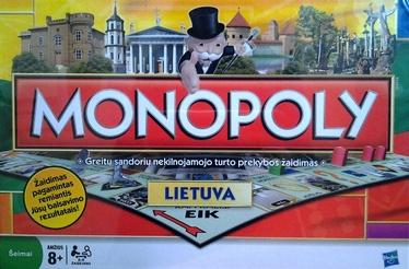 Žaidimas monopolis' Lietuva'