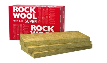 Kivivill Rockwool Superrock 100x565x1000mm 4,52m²