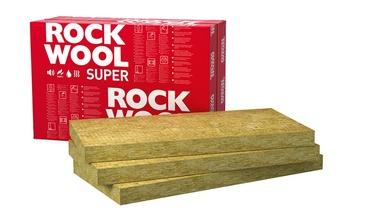 Akmens vata Superrock, 50x565x1000 mm, 15 vnt.