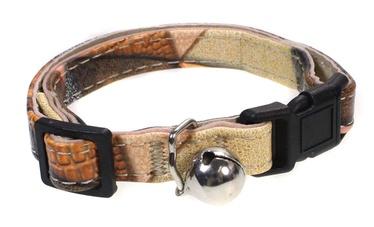 Kačių antkaklis T8505, nailoninis, margas, 1 x 30 cm