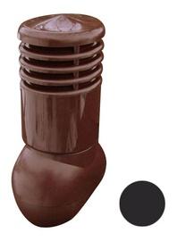 Katuse tuulutustoru D110 mm, 45 cm, pruun