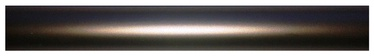 Aizkaru stangas stienis D16, 200cm, matēta sudraba