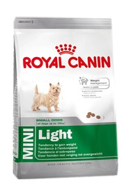 Suņu barība Royal Canin Mini Light 800g