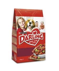 """ŠUNŲ ĖDALAS """"DARLING"""" (SU MĖSA IR DARŽOVĖMIS; 10 kg)"""