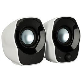 Kõlarid Logitech Z120, 2.0, valge