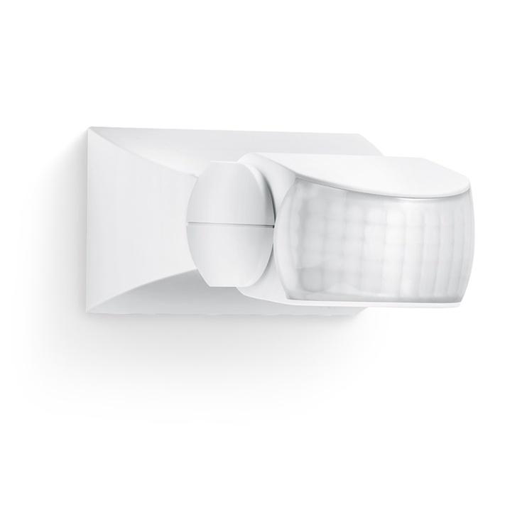Kustības sensors Steinel IS 1, 10m 120° 500W IP54, balts