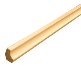 Sisenurgaliist, 22x22x2600 cm