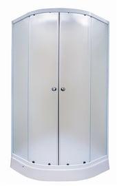 Dušo kabina Thema Lux TR-118B, 900 x 900 x 1950 mm