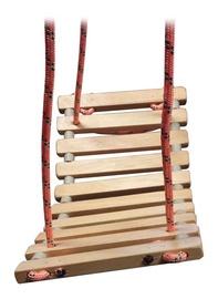 Pakabinamosios medinės sūpynės 44x25 cm