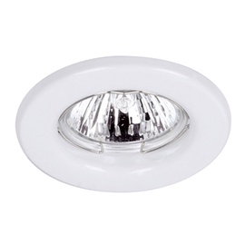 Iebūvējams gaismeklis Vagner SDH 801A, 220V, 50W, balts