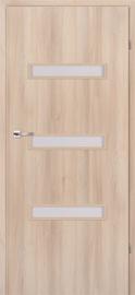 Durvju vērtne Classen Century 3 84,4x203,5cm, gaišs osis, kreisās puses