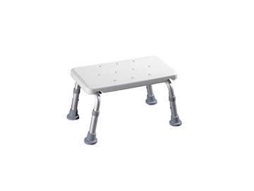 Vannas sēdeklis Ridder A0102601, 42x22,5x10cm, balts