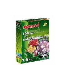 Rododendrų trąšos 100 dienų, 1,5 kg