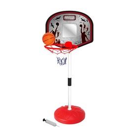 Krepšinio lenta su stovu, 1,25 m, reguliuojamo aukščio