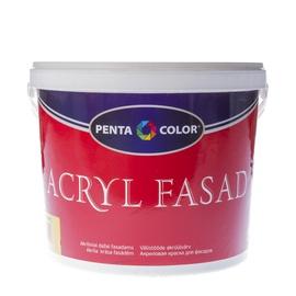 FASSAADIVÄRV ACRYL FASAD 5L CLR-BAAS