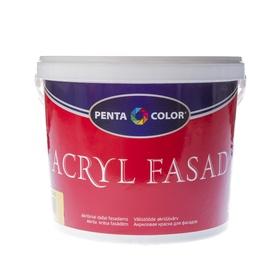 FASSAADIVÄRV ACRYL FASAD 10L CLR-BAAS