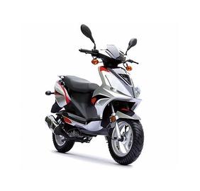 Motoroleris YB50QT-9(G)