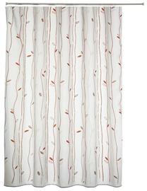 Vannas aizkars Gedy Leaf 104, 240x200cm