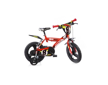 "Dviratis Dino Bikes 16"""