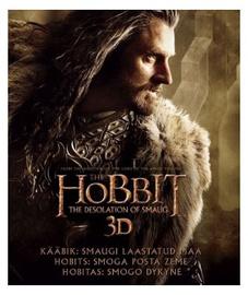 """3D Blu-ray filmas """"Hobitas: Smogo dykynė"""""""