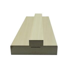 Staktų komplektas, balinto ąžuolo medienos imitacija, 2,5 vnt.