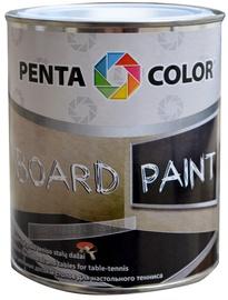 Tahvlivärv, Pentacolor, 0,6 L, must