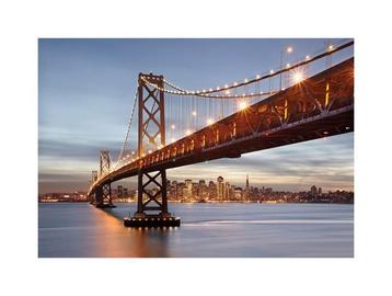 Fototapeet 8-733 Bay Bridge 368x254cm