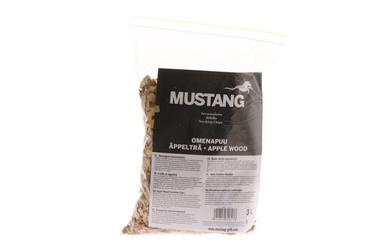 Ābeles skaidas kūpināšanai Mustang, 3l