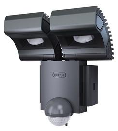 """Prožektorius """"Osram"""" Noxlite, 2 LED x 8 W, IP44, su davikliu"""