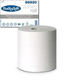 """Ritininis popierinis rankšluostis """"BulkySoft"""", 150 m"""