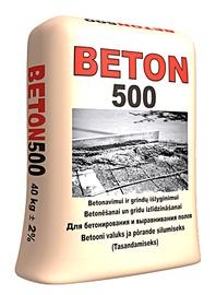 SAUSAIS BETONS BETON500/C25 40KG 40 (STIMELIT)