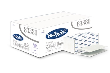 "Servetėlės ""BulkySoft"" Z-Fold Ultra"
