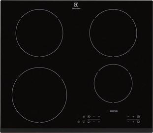 Iebūvējamā indukcijas plīts virsma Electrolux EHH6340FSK 7400W, 59x52x5,5cm