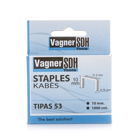Kabės Vagner SDH 50972870, 53, 10 mm