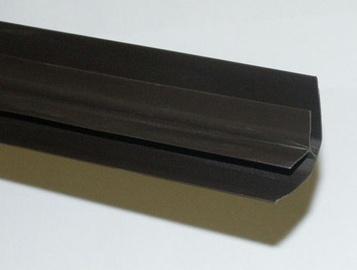 Seinapaneeli sisenurk B5 3.0m, pruun