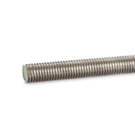 Keermelatt M12x1000mm, A2, DIN975