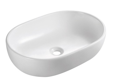 Praustuvas Bathco Toulouse, 590 x 415 x 145 mm