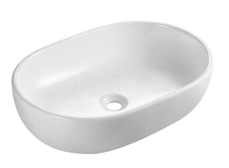 Izlietne Bathco Toulouse 4037 59x41,5x14,5cm, balta