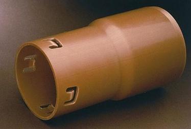 Drenāžas pāreja Wavin D80/113mm, PVC