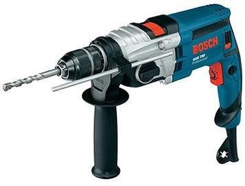 Smūginis gręžtuvas Bosch GSB, 780 W, 060117B101