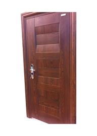 Plieninės vidaus durys, 2050 x 860 mm, dešininės