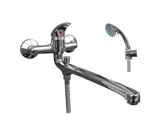 Dušo ir vonios maišytuvas Futura Easy S530,5E, ilgu snapu