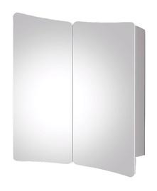 Vonios spintelė Riva SV60-6, su veidrodžiu