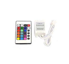 "Nuotolinis valdiklis ""Vagner SDH"" LED RGB 12 V 9 A"