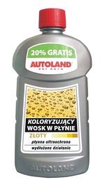 Auto virsbūves vasks Autoland, 500ml, dzeltenīgs