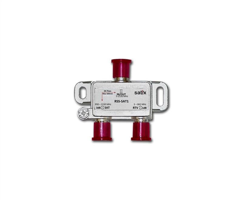 Antennikaabli jagaja, Zamel, 4162D, 0,3-2400 mhz