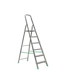"""Buitinės kopėčios """"Vagner SDH"""", 6 pakopų, 124 cm"""